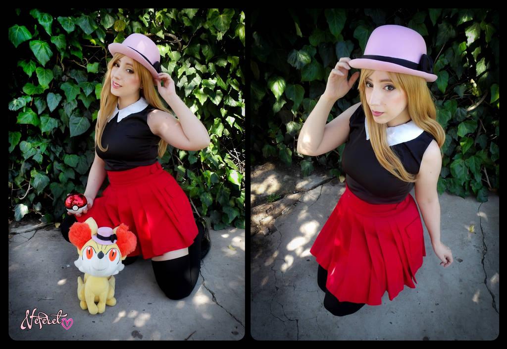Serena - Pokemon by Neferet-Cosplay
