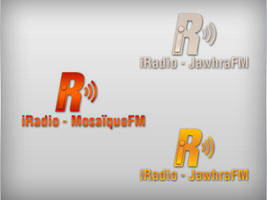 iRadio Logo by Fnayou