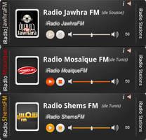 iRadio Layout by Fnayou