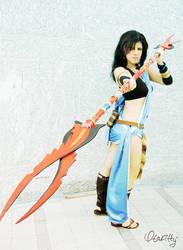 Oerba Yun Fang - Weapon of Choice by otakitty