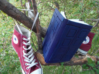 Doctor Who's Book of Spoilers by ModernDayBuddha