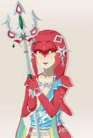 Mipha by TheChildrenReason