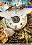 The Time is Now... by DuirwaighStudios