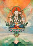 Buddha Meditation by DuirwaighStudios