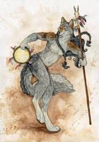 Shamans dance by nelena