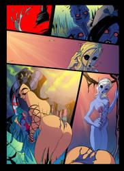 Vegan CaveGirl pg 6 by Jukkart