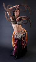 Belly Dancer 1 by WhiteWing-Stock-EtAl