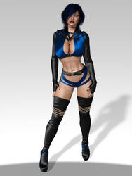 Selena MK 3 A7 by 0WickedRaven0