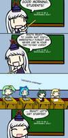 Vinekoma- Honest School part 2 by TobiObito4ever