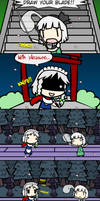 Touhou- Imperfect Cherry Blossom by TobiObito4ever