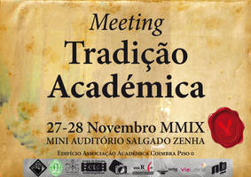Meeting Tradicao Academica by dawn2duskpt