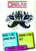 Relax . Moustache Party by dawn2duskpt