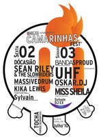 Camarinhas Fest FLYER by dawn2duskpt