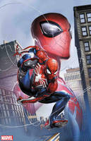 Spider-Man PS4 comes to the spidergeddon by alvaxerox