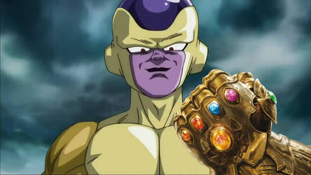 What If Frieza had the Infinity Gauntlet? by alvaxerox