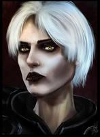 Dragon Age 2: Cassandra by Artshardz