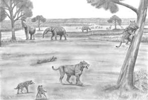 The late Miocene Eastern Africa Part 2 by Jagroar