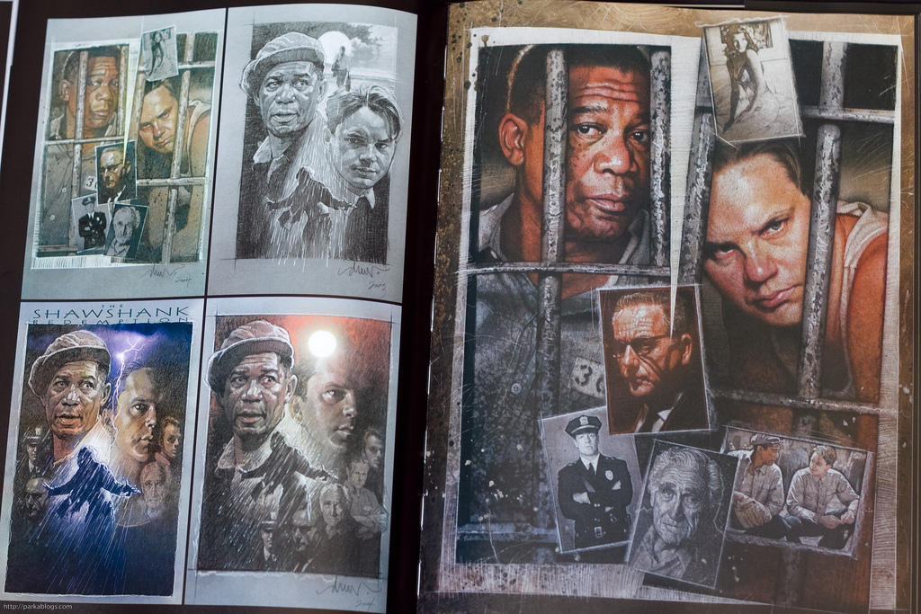 The Art Of Drew Struzan 7 By Blacksai1s On Deviantart
