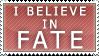 I believe in fate by Kai-Ken