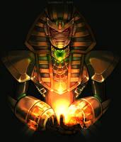 Pharaohman by Dareedse