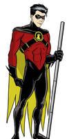 Red Robin. by dennisculver