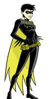 Cassandra Cain, Nightwing by dennisculver