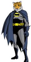The Batcat of Fawcett City by dennisculver