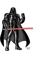 Iron Man Star Wars Armor by dennisculver