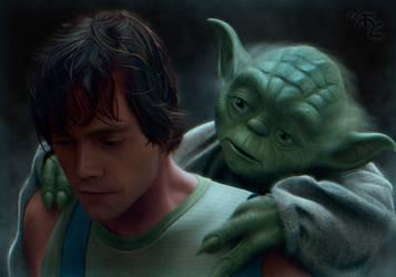 Jedi Training by Master-Cyrus