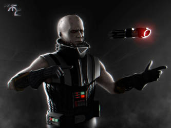 Young Vader New by Master-Cyrus