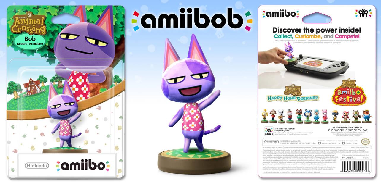 Image of: Bob Fanart Amiibob Animal Crossing Bob Amiibo Figure By Rogueranger Amino Apps Amiibob Animal Crossing Bob Amiibo Figure By Rogueranger On Deviantart