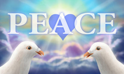 Peace Begins with Communication by Rogue-Ranger