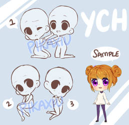 YCH Auction [CLOSED] by pikaxiu