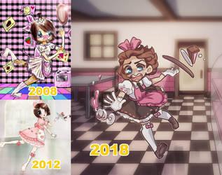 10 Year Improvement by pikaxiu