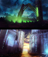 Homeworlds 101-102 by ramhak