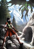 Middle eastern myths by ramhak