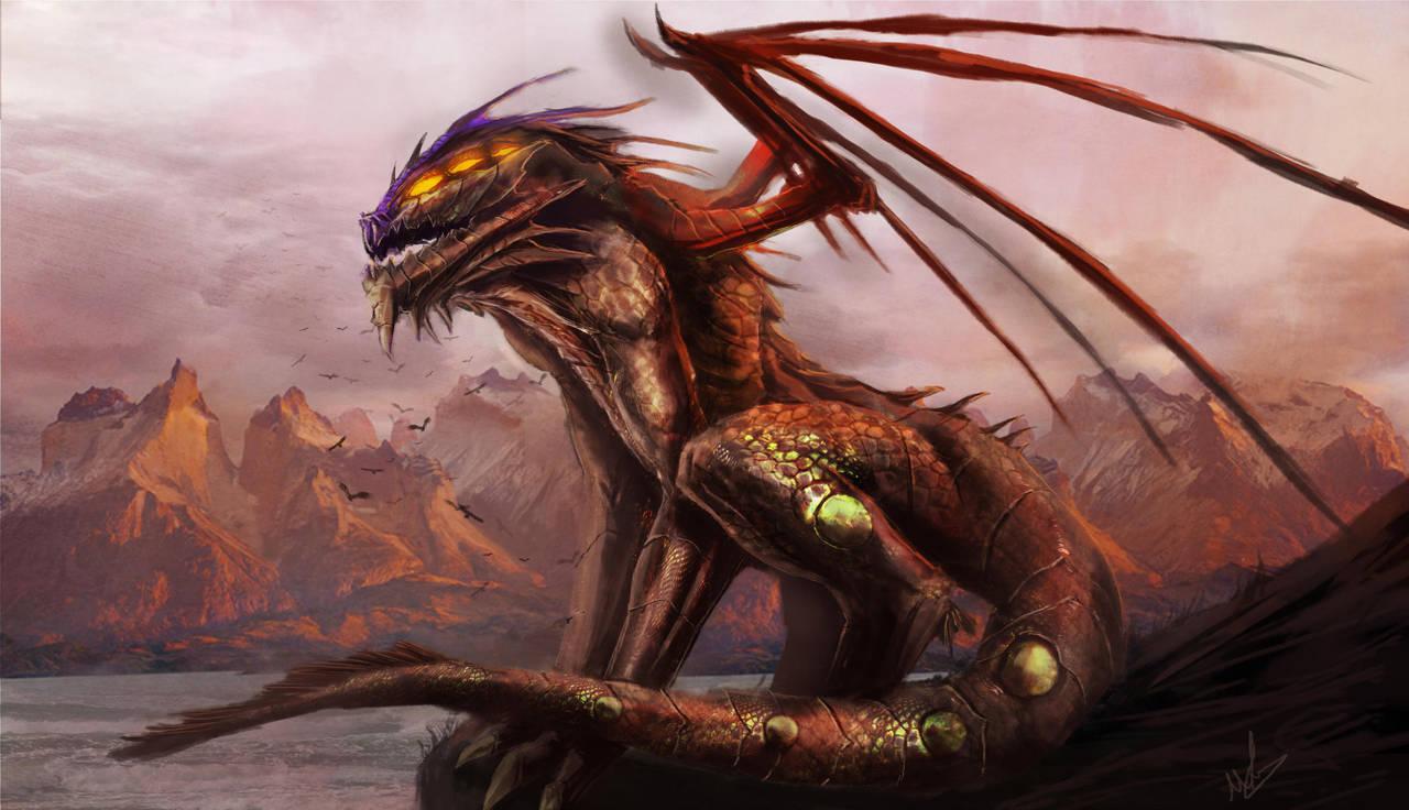 Zordath Reaver by ramhak