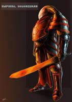 Empirial Honorguard by ramhak