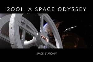 2001 A SPACE ODYSSEY - Clipper by innovari