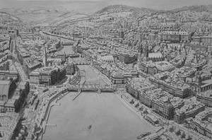 Swiss-city by StefanBleekrode