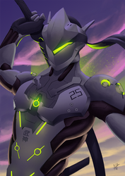 Genji by actrrrr