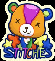 Stitches by Yuupewpew