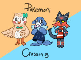Pokemon Crossing by Awillix