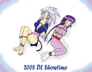 Ryoko and Aeka once more by DLShowtime