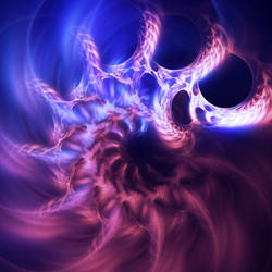 Eye of the Vortex by Akhiris