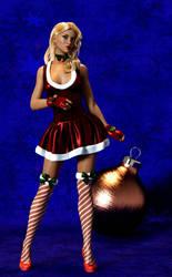 A Feeling of Christmas by Akhiris