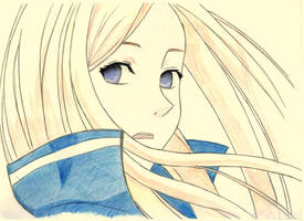 Nino-san by srfeijao