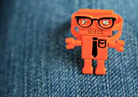 Robot Ring by MalligatorHale