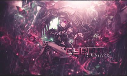 Cyborg by Myurdiansyah