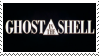 Ghost In The Shell Stamp by Poker---Face